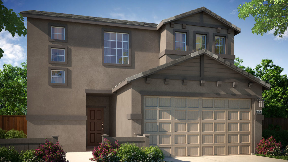 New Solar Homes Now Selling at Elverta Park