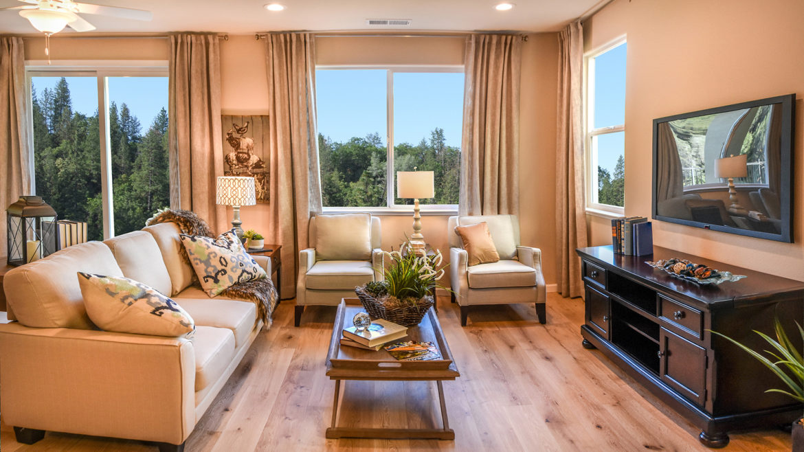 Seniors Discover Picturesque Homes and Surroundings at Silverado Village in Placerville