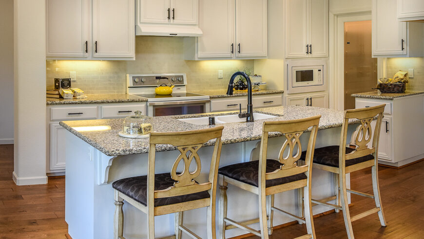 """Easy Living"" Single Story Homes Attract Seniors to Silverado Village"