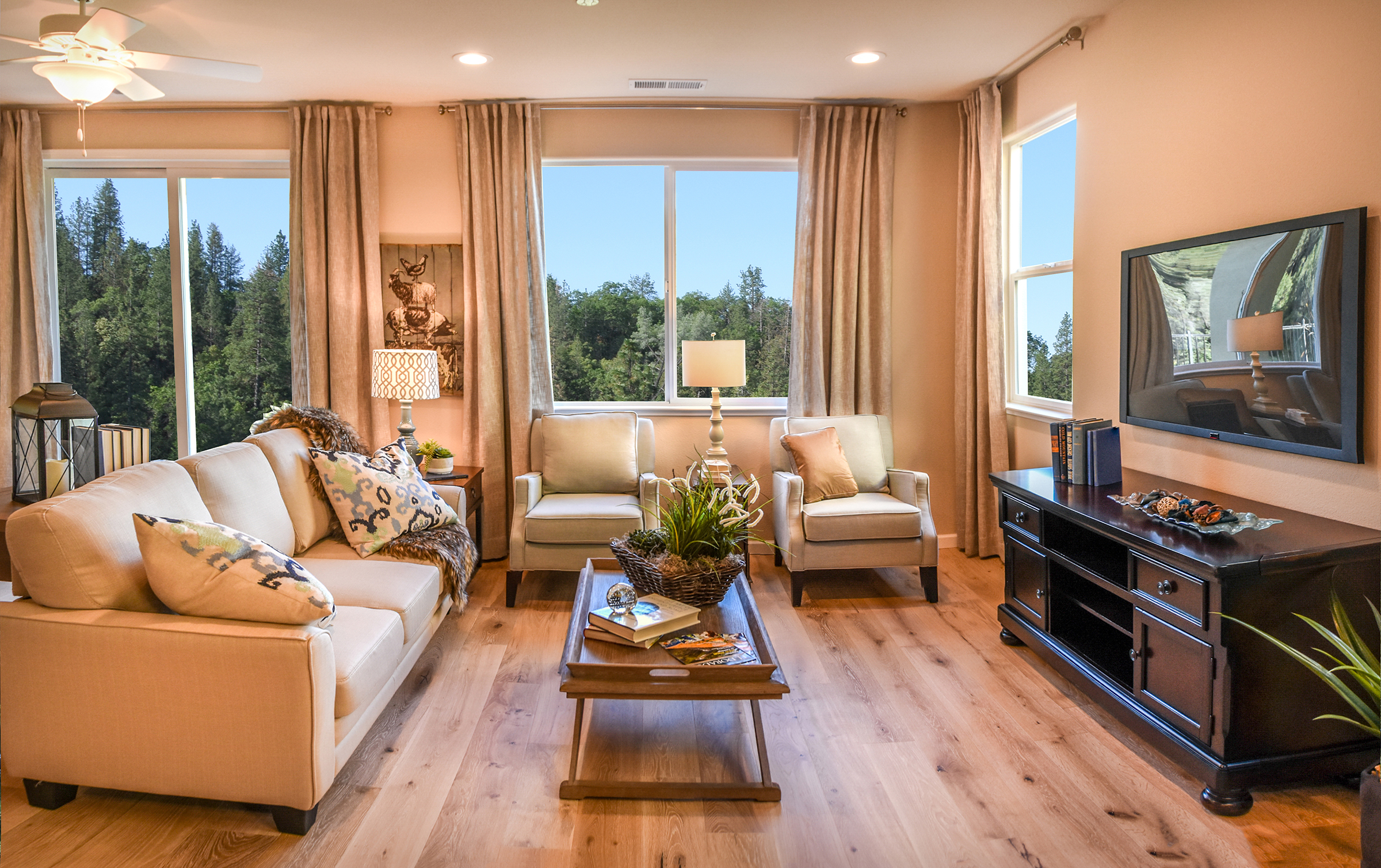 Unique Blend of Senior Living is Discovered at Silverado Village in Placerville