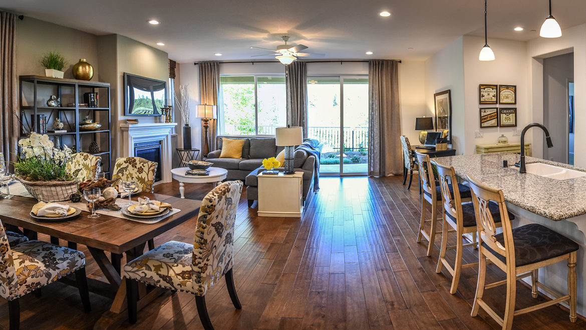 Seniors Appreciate the Multi-Level Service Approach at Silverado Village Placerville